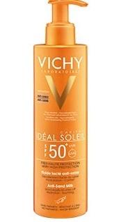 VICHY Ideál Soleil Anti Sand SPF50+ 200 ml