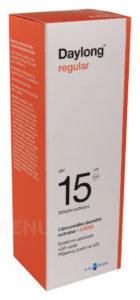 Daylong regular SPF 15 200 ml
