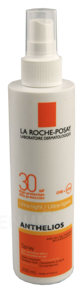 LA ROCHE-POSAY ANTHELIOS sprej IP 30 200ml