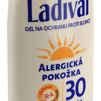 LADIVAL OF30 gel alergická kůže 200 ml