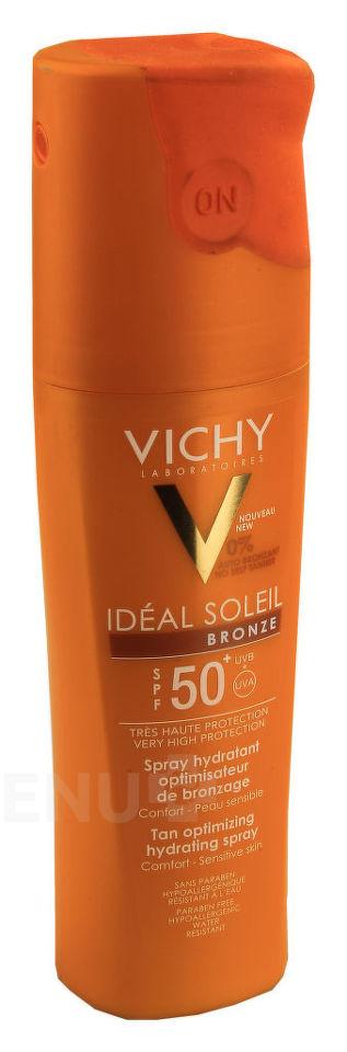 VICHY Ideál Soleil Sprej tělo SPF 50+ 200ml