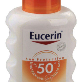 EUCERIN SUN Spr.na opal.bez parfemace SPF50+ 200ml 2+1 zdarma