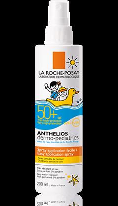 LA ROCHE Anthelios Děti spr.SPF50+ 200ml M8564300