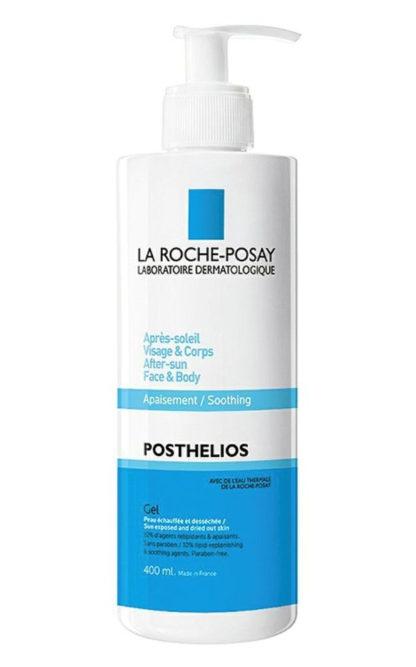 LA ROCHE-POSAY Posthélios reparační krém po opalování 400ml