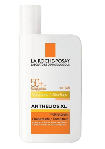 LA ROCHE-POSAY Anthelios XL SPF50+ fluid zabarvený 50ml