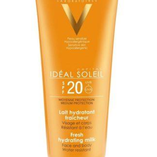 VICHY Idéal Soleil SPF 20 Ochranné mléko na obličej a tělo 300ml