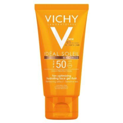 VICHY CS Gel na obličej SPF50 R15 50ml