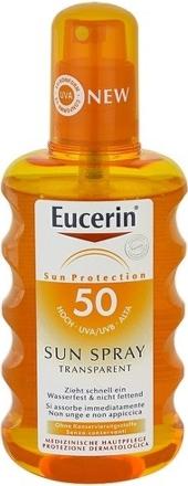 EUCERIN SUN Transp.spr.opal.DRY TOUCH SPF50 200ml