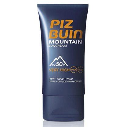 Piz Buin Suncream SPF 50+ hydratační krém SPF 50+ 50 ml