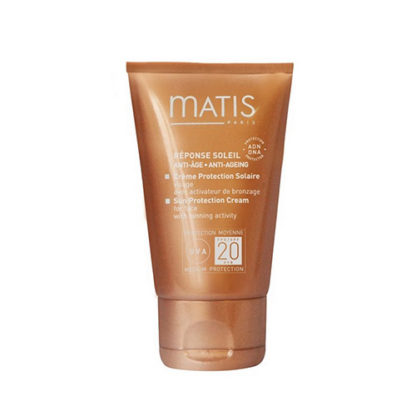 Matis Paris Sun Protection Cream krém na opalování tváře SPF 20 50 ml