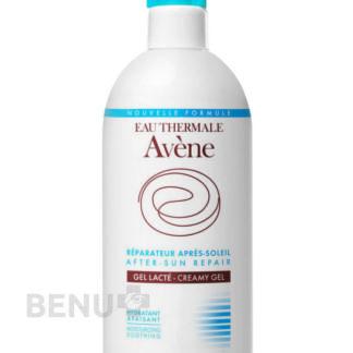 AVENE Lait reparateur apres soleil 400ml INOVACE + dárek AVENE Lotion micellaire 100ml micelární voda zdarma