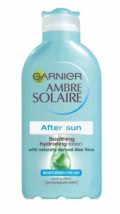Garnier Ambre Solaire Hydratační mléko po opalování 200ml