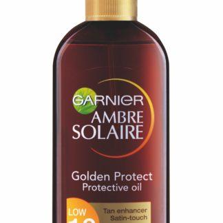 Garnier Ambre Solaire Golden Protect olej OF10 150ml