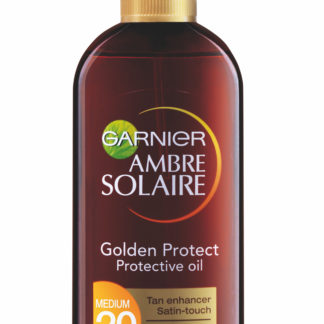 Garnier Ambre Solaire Golden Protect olej OF20 150ml