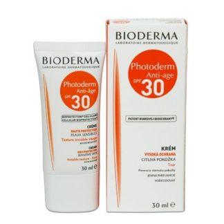 BIODERMA Photoderm Anti Age SPF30 krém 30ml