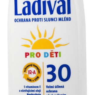 LADIVAL OF30 mléko pro děti 200ml