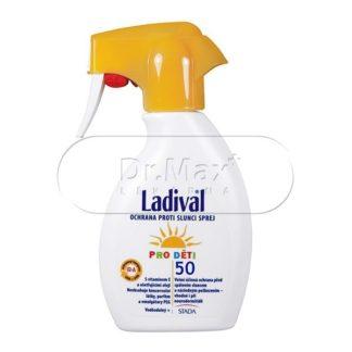 LADIVAL OF50 ochrana proti slunci sprej pro děti 200ml