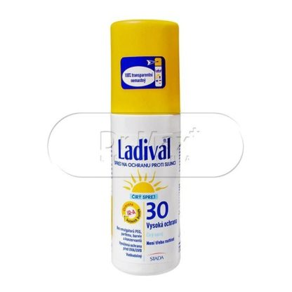 LADIVAL OF30 sprej ochrana proti slunci 150ml