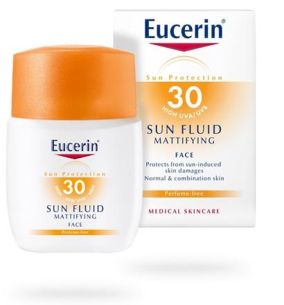 EUCERIN SUN Zmatňující emulze SPF30 50ml 63841