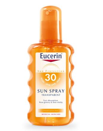 EUCERIN SUN Transp.spr. opal.DRY TOUCH SPF30 200ml