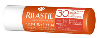 RILASTIL Sun System tyčinka na rty SPF30 4ml