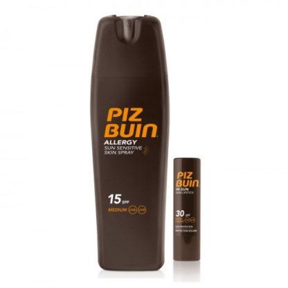 Piz Buin Summer set I. set I. 200ml+4