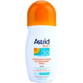 Astrid Sun hydratační mléko na opalování ve spreji SPF 30 (Waterproof