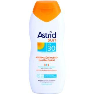 Astrid Sun hydratační mléko na opalování SPF 30 (Waterproof