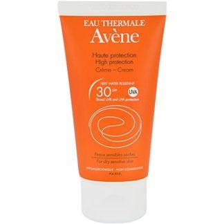 Avene Sun Sensitive krém na opalování SPF 30 (Very Water-Resistant