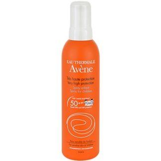 Avene Sun Kids opalovací sprej pro děti SPF 50+ (Sun Spray for Children) 200 ml