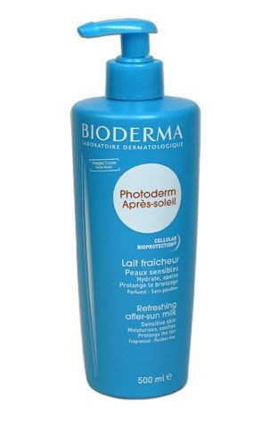 BIODERMA Photoderm After Sun mléko po opalování 500ml