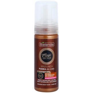 Bielenda Magic Bronze samoopalovací pěna pro snědou pokožku (Effect Holiday Skin) 150 ml