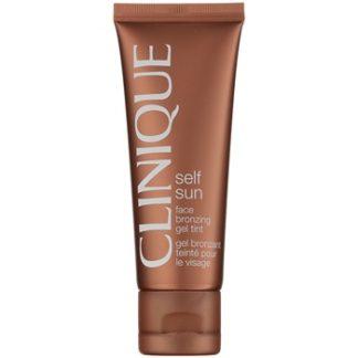 Clinique Self Sun samoopalovací gelový krém na obličej 50 ml