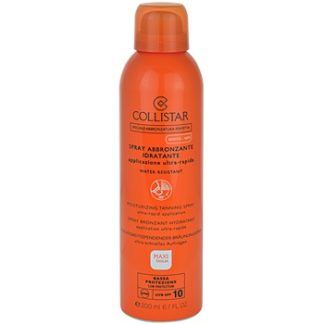 Collistar Sun Protection opalovací sprej SPF 10 (Moisturizing Tanning Spray) 200 ml