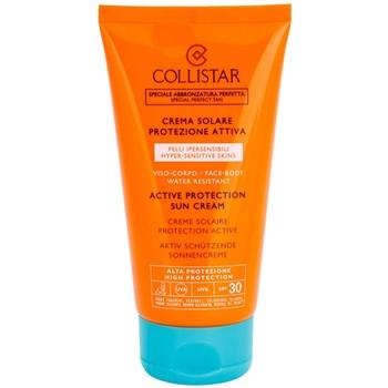 Collistar Sun Protection voděodolný krém na opalování SPF 30 150 ml