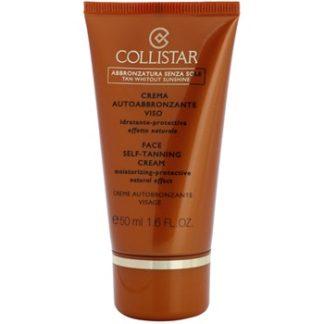 Collistar Self Tanners samoopalovací krém na obličej (Face Self-Tanning Cream) 50 ml