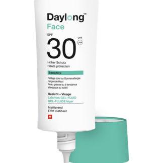 Daylong sensitive Face SPF 30 Fluid-Gel 30ml