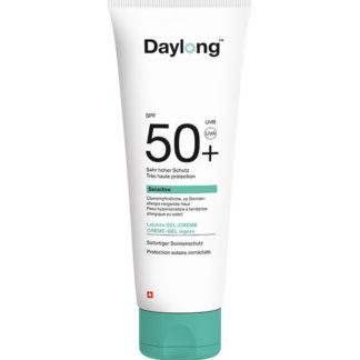 Daylong sensitive SPF 50+ gel-creme 100ml
