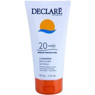 Declaré Sun Sensitive opalovací mléko SPF 20 Anti-Wrinkle Sun Lotion (Water Resistant