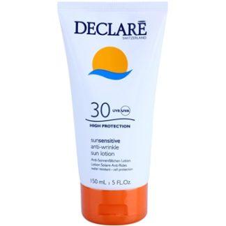 Declaré Sun Sensitive opalovací mléko SPF 30 Anti-Wrinkle Sun Lotion (Water Resistant