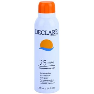 Declaré Sun Sensitive opalovací sprej SPF 25 Anti-Wrinkle Sun Spray (Water Resistant