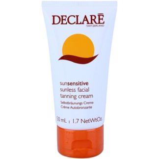 Declaré Sun Sensitive samoopalovací krém na obličej (Water Resistant