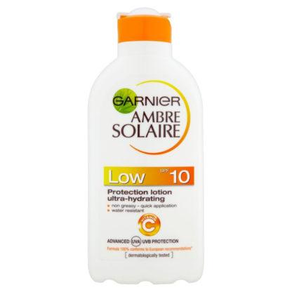 Garnier Ambre Solaire Opalovací mléko OF10 200ml