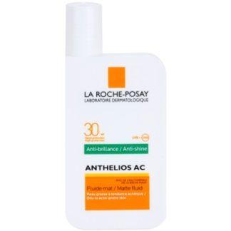 La Roche-Posay Anthelios AC ochranný matující fluid na obličej SPF 30 (Anti-Shine