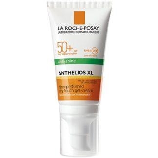 La Roche-Posay Anthelios XL zmatňující gel-krém bez parfemace SPF 50+ (Anti-Shine