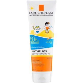 La Roche-Posay Anthelios Dermo-Pediatrics ochranné opalovací mléko pro děti SPF 50+ Very Water-Resistant (Non-Perfumed