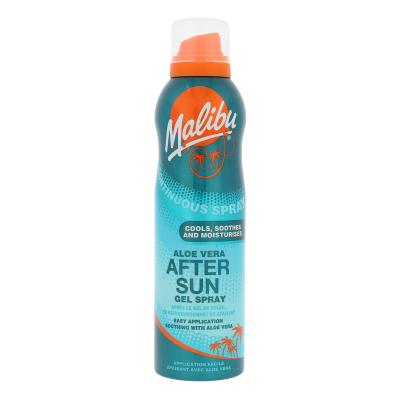 Malibu Continuous Spray Aloe Vera 175 ml přípravek po opalování pro ženy