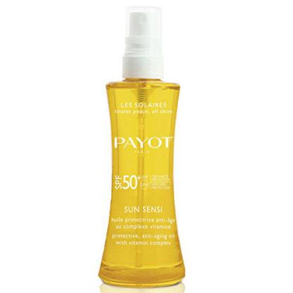 Payot Ochranný anti-aging olej na opalování SPF 50 Sun Sensi (Protective Anti Agigng Oil) 125 ml