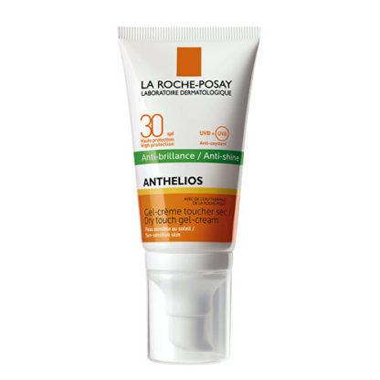 La Roche Posay Ochranný gel-krém na obličej SPF 30 Anthelios (Anti-Brillance Gel Cream) 50 ml