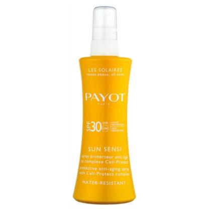 Payot Ochranný tělový sprej proti stárnutí SPF 30 Sun Sensi (Protective Anti-Aging Spray) 125 ml